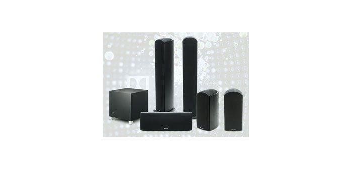 pioneer s 73 set test audiovision. Black Bedroom Furniture Sets. Home Design Ideas