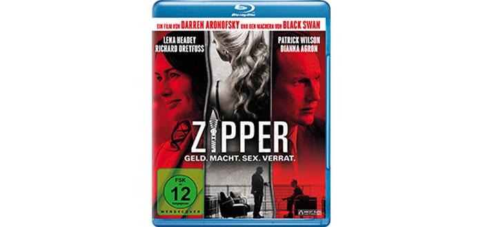 Zipper Blu-ray