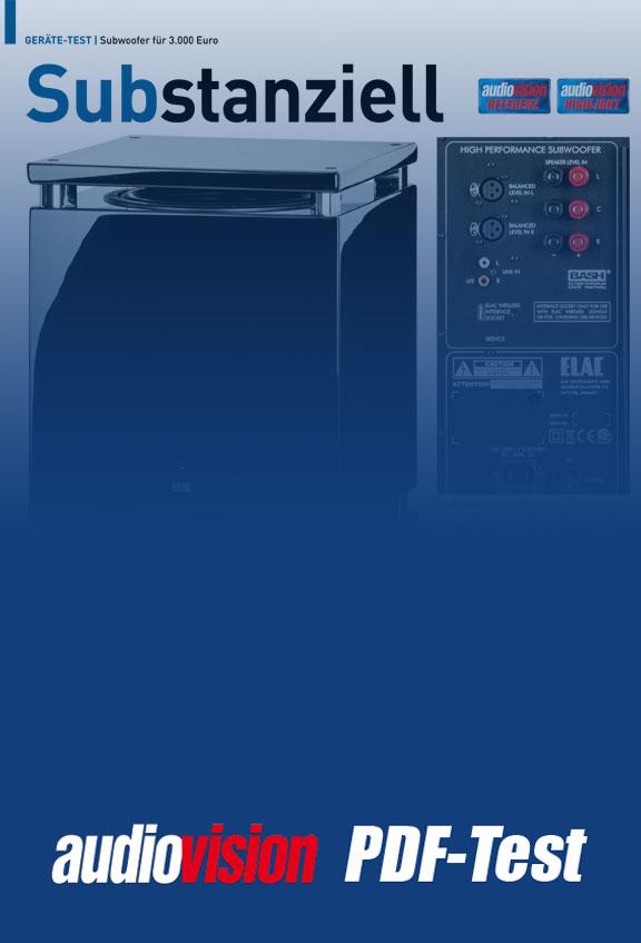 Elac Sub 2090 (audiovision 04-2016) – audiovision