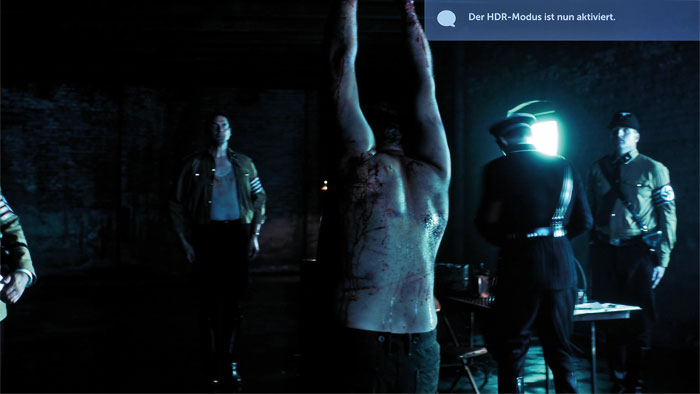 """Neues Filmerlebnis: Amazon Instant Video wartet bereits mit einem HDR-Angebot auf. Serien wie """"The Man in the High Castle"""" zeigen einen tollen Dynamikumfang."""