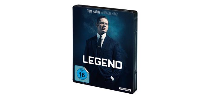 Legend Steelbook BluRay