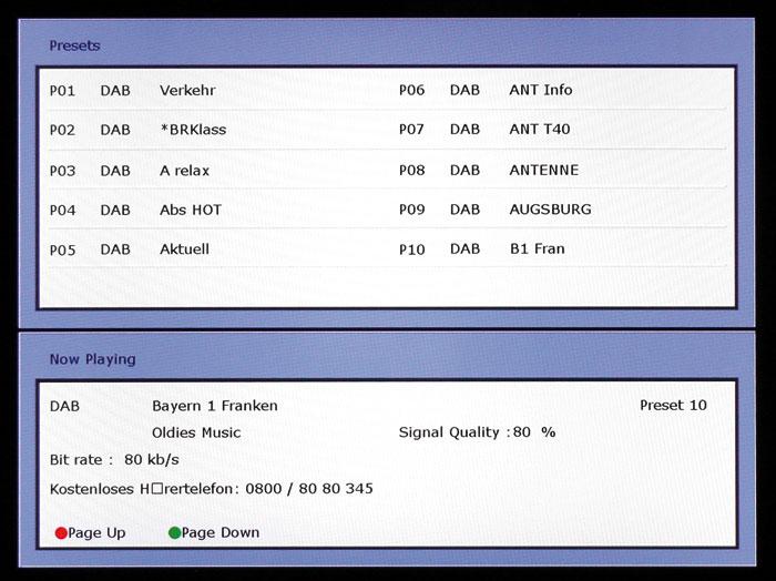 Mit Digitalradio: Der Arcam ist mit einem Empfänger für den UKW-Nachfolger DAB+ ausgerüstet.