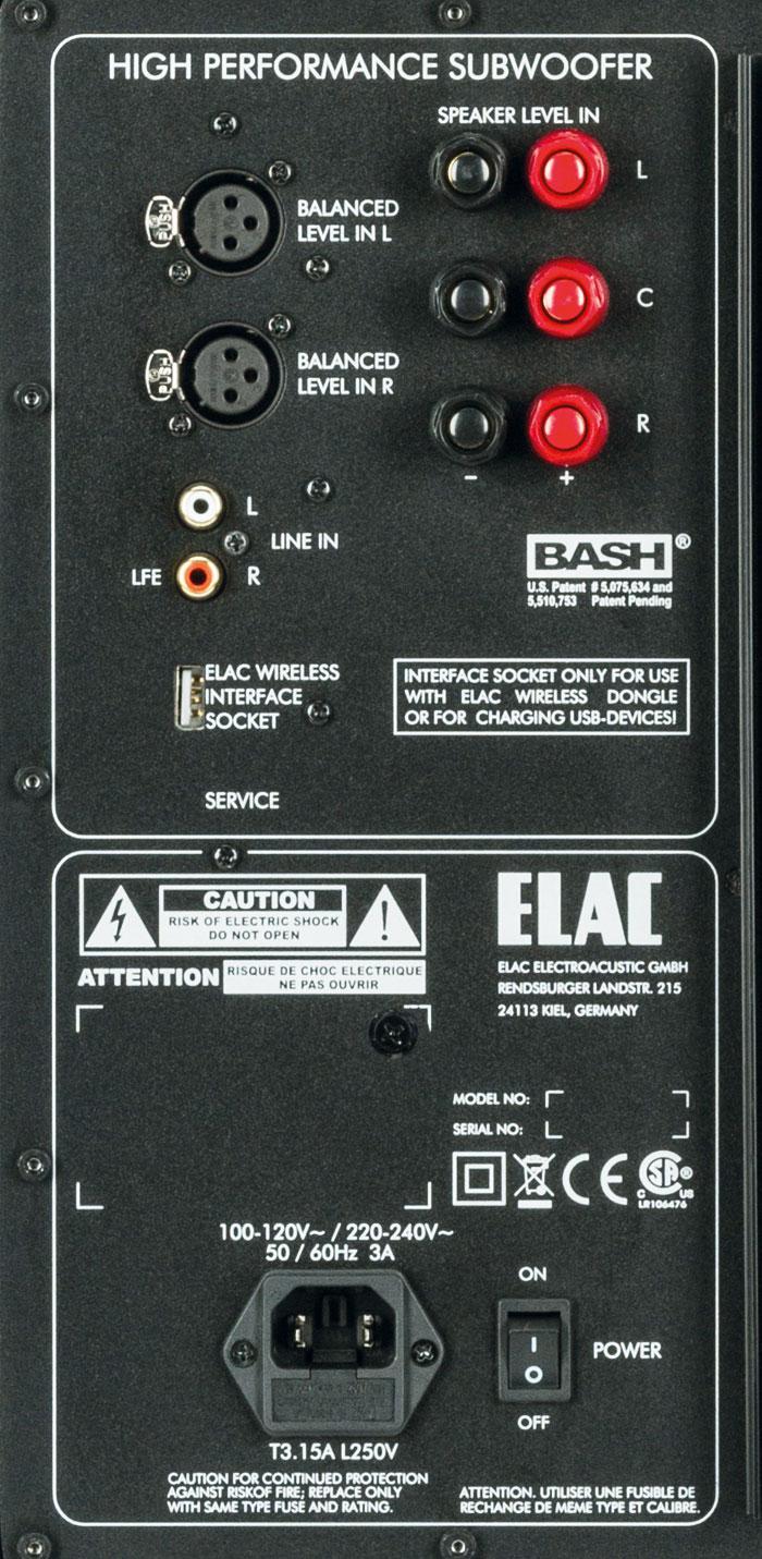 Elac Sub 2090 (Test) – audiovision