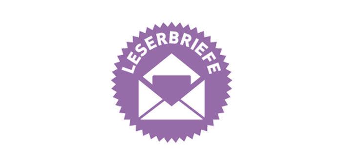 Leserbriefe_Logo