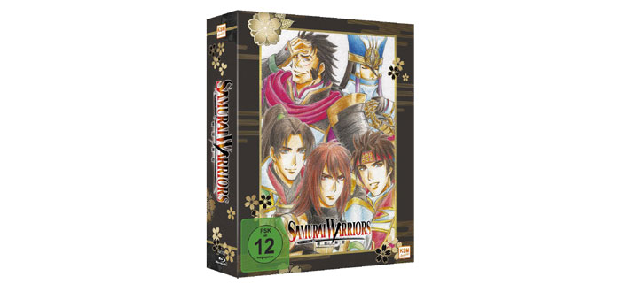 Samurai Warriors  - Vol. 1