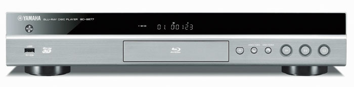 Yamahas Blu-ray-Player BD-S677 gibt SACD-Mehrkanal-Ton nur in PCM-Form aus.