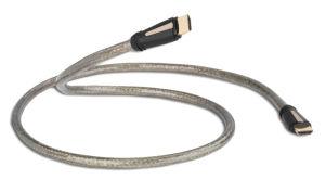 Der ins Kabel integrierte Equalizer verhindert Jitter (Zeitfehler) bei der Übertragung.