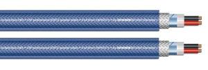 Optisch wie technisch anspruchsvoll: Das SC-Dual Blue ist laut Hersteller vor allem für den Bi-Wiring/Bi-Amping-Betrieb gedacht.