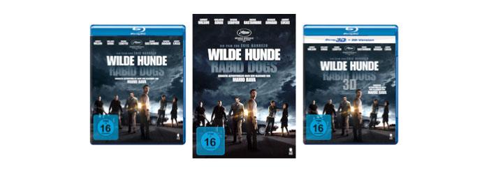 Wilde Hunde BD, DVD, 3D