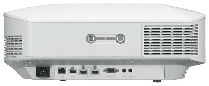 Abgespeckt: Das Terminal verzichtet auf analoge Eingänge und nimmt nur HDMI-Formate ab 576p entgegen.