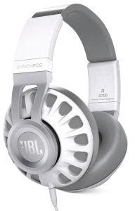 Den kraftvoll designten JBL-Kopfhörer gibt es in weißer und schwarzer Ausführung.