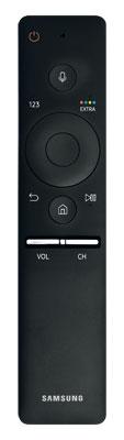 Nischenprodukt: Samsungs neue Smart Remote punktet im TV-Betrieb mit einer einfachen Handhabung, Cineasten und Bildtüftler vermissen aber ein paar Tasten.