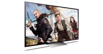 TV_SON_KD-65XD9305_seitl_L