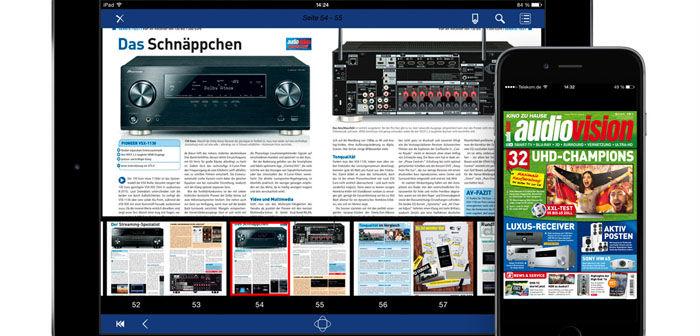 Die neue audiovision 7-2016 jetzt digital erhältlich