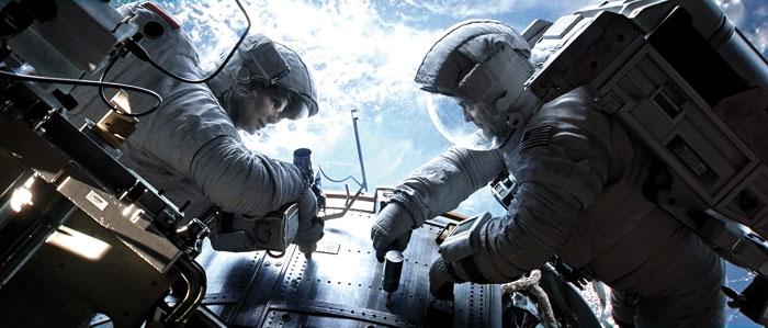 """Nur wenige Filme verfügen über eine so gelungene Atmos-Abmischung wie """"Gravity"""", zu oft tut sich in den Höhenkanälen wenig bis nichts."""