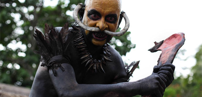 Blu-ray-Test: The Green Inferno