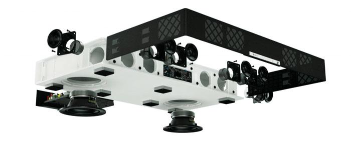 raumfeld sounddeck test audiovision. Black Bedroom Furniture Sets. Home Design Ideas
