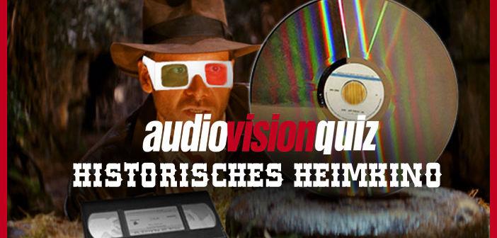 Heimkino-Historie – Das audiovision-Quiz