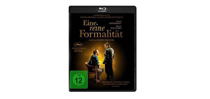 Eine reine Formalität Blu-ray Cover