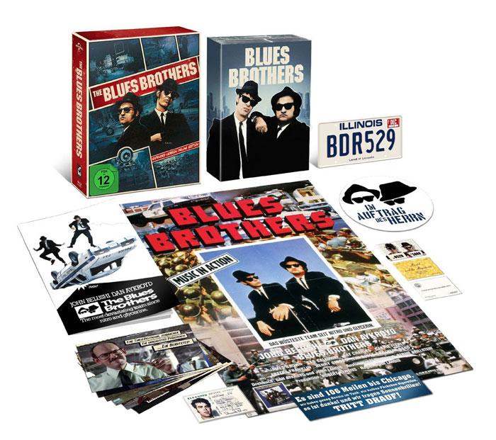 """Der Inhalt der """"Blues Brothers – Limited Extended Edition"""""""