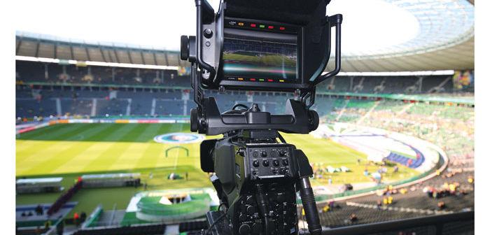 Fußball-Kamera