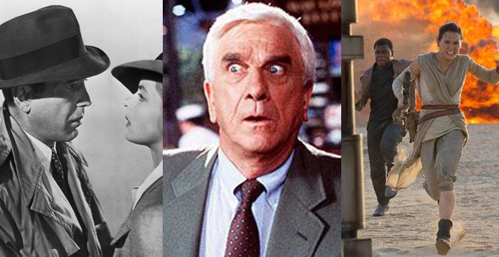 Drei Filme, welcher ist am ehesten Ihr Favorit?
