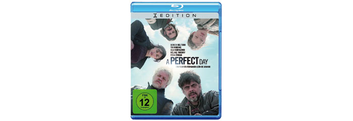 Blu-ray-Test: A Perfect Day