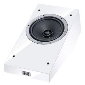 Heco: Die AM200 (400 Euro) sind in Schwarz oder Weiß erhältlich.