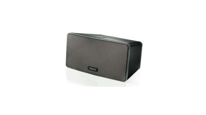 sonos play 3 test av test bluetooth speaker. Black Bedroom Furniture Sets. Home Design Ideas