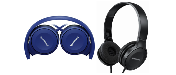 Panasonic On-Ear Kopfhörer