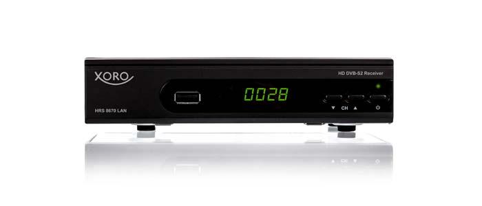 neuer sat receiver von xoro mit sat ip server audiovision. Black Bedroom Furniture Sets. Home Design Ideas