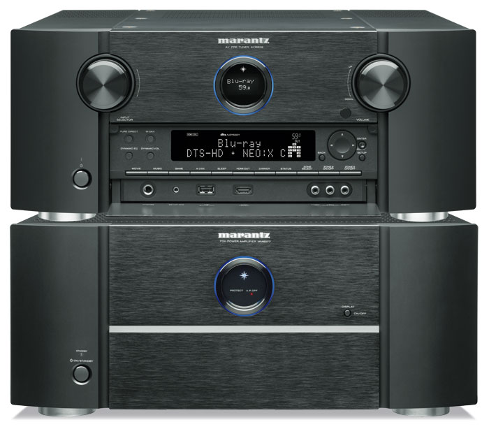 Marantz-MM8077_AV8802A_frontal