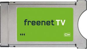 """Das """"CI+""""-Modul für Freenet TV ist ab sofort für knapp 80 Euro erhältlich."""