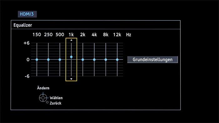 Paradies für TV-Freunde: Die Tuner-Funktionalität von Panasonics Reference-Reihe ist beispiellos. Der elektronische Programmführer präsentiert sich übersichtlich.