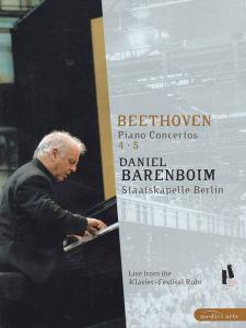 """Mit der Klangqualität der DTS-Spur auf der Blu-ray """"Beethoven Piano Concertos 1, 2, 3, 4, 5"""" ist Leser Heinz Timm nicht zufrieden."""