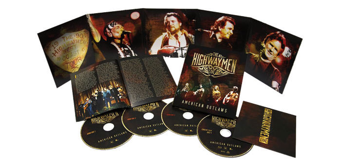 Blu-ray-Test: The Highwaymen – Live American Outlaws