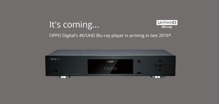 Oppo präsentiert ersten UHD Blu-ray Player auf der CEDIA