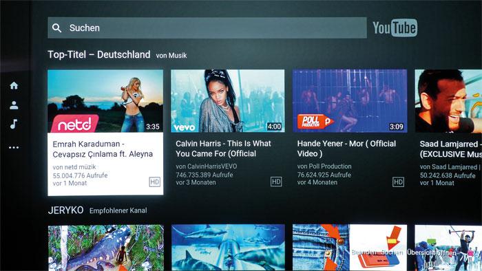 YouTube in Ultra-HD-Qualität: Wer auch bei Online-Clips nicht auf Auflösung verzichten möchte, braucht lediglich eine schnelle Breitband-Internetverbindung.