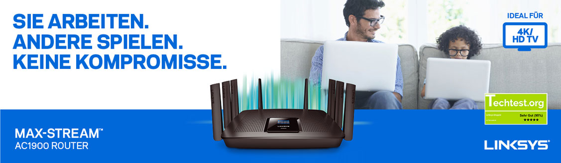 Linksys Top Takeover