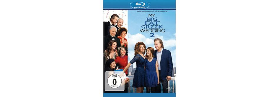 My Big Fat Greek Wedding Blu Ray 32