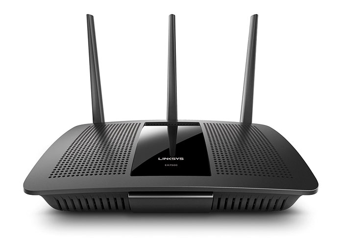 Linksys-Max-Stream-AC1900-front