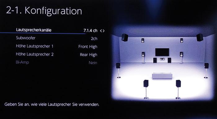 Die 3D-Tonformate lassen sich auch mit Boxen auf klassischen Height-Positionen vorn und hinten nutzen.