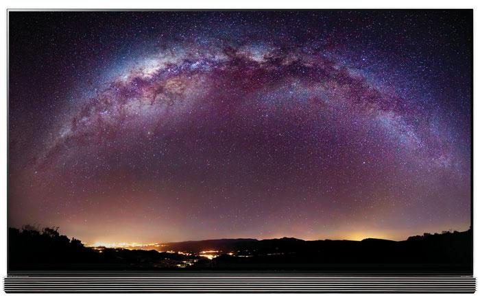 OLED-TVs wie der LG 65G6D kosten mehr als das Zehnfache dessen, was jeder Deutsche derzeit für einen Fernseher ausgibt (578 Euro).