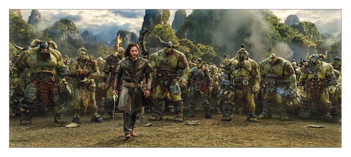 Blu-ray-Test: Warcraft: The Beginning