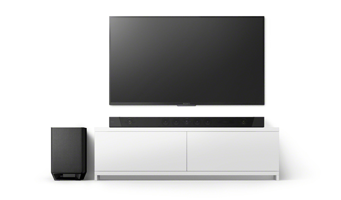 Schlichtes Design - bester Klang: Sony HT-ST5000 Soundbar mit Dolby Atmos