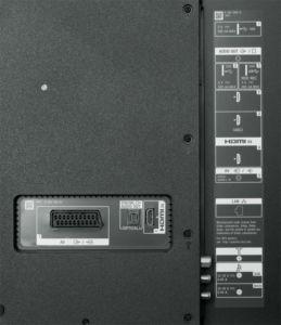Tolles Extra: Sony stattet auch den XD80 mit einem Twin-Tuner für die parallele Wiedergabe und Aufnahme zweier TV-Programme aus.