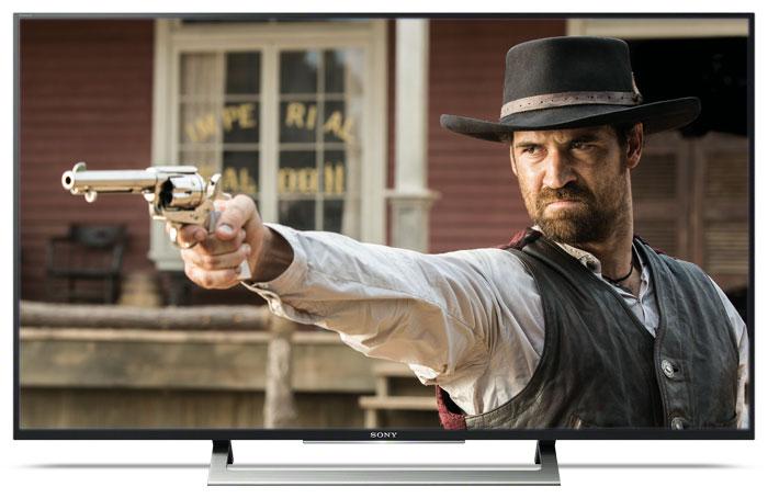 1.100 Euro: Der Sony KD-49 XD 8005 ist der zweitgünstigste Triluminos-TV des Herstellers; die Technik auf Quantum-Dot-Basis verhilft ihm zu einer hervorragenden Farbbrillanz. Das Einstiegsmodell wird in 43, 49 und 55 Zoll angeboten.