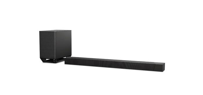 Soundbar HT-ST5000