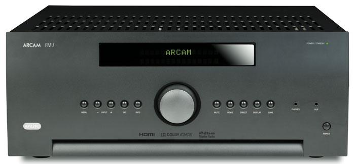 arcam-avr390-front