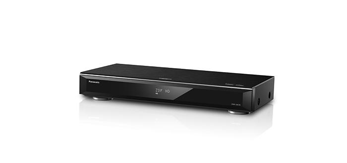 Panasonic präsentiert erste UHD-Recorder mit TV-Tuner & 4K Blu-ray Laufwerk